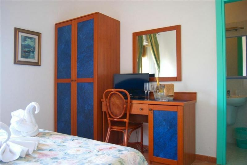 Hotel Residence Sciaron Италия Капо Ватикано
