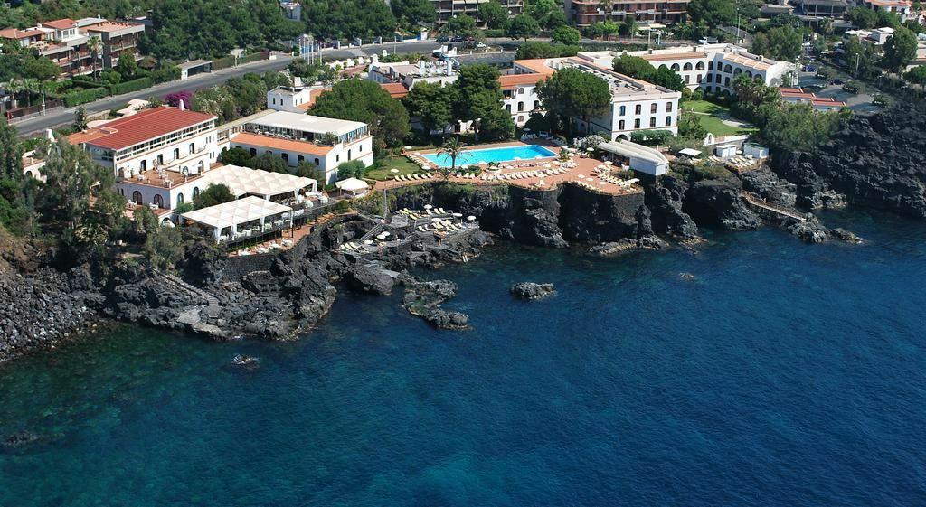 Отель Baia Verde Италия Катания