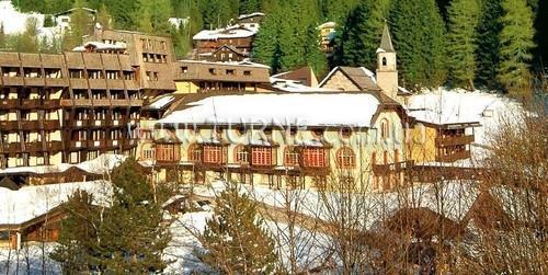 Отель Des Alpes Италия Кортина-д'Ампеццо