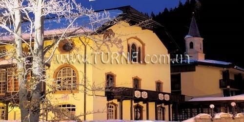 Отель Des Alpes Кортина-д'Ампеццо