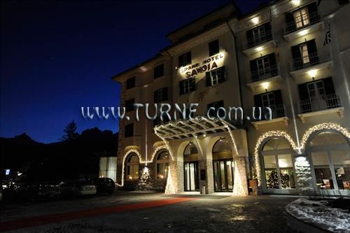 Фото Grand Hotel Savoia Кортина-д'Ампеццо