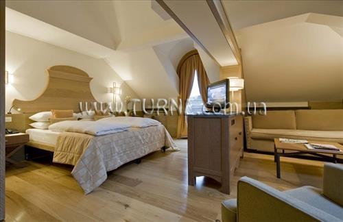 Отель Grand Hotel Savoia Италия Кортина-д'Ампеццо