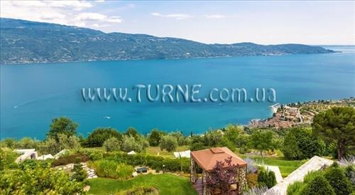 Отель Lefay Resort & Spa Lago Di Garda Кортина-д'Ампеццо