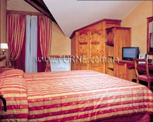 Отель Le Grand Hotel Cour Maison Италия Курмайор