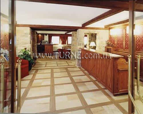 Отель Residence Le Grand Chalet Курмайор