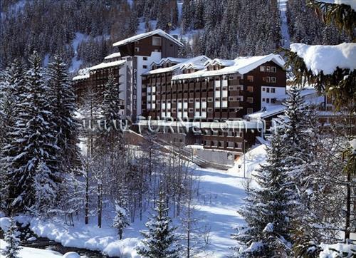 Отель Planibel Италия Курмайор