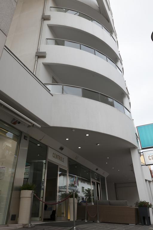 Отель Centrale Лидо ди Езоло