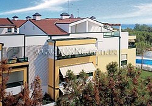 Отель Residence Le Altane Италия Лидо ди Езоло