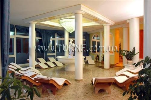Отель Grand Hotel Luxor & Cairo Италия Лидо ди Езоло