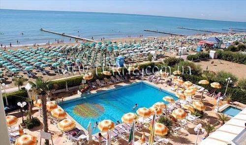 Отель Grand Hotel Luxor & Cairo Лидо ди Езоло