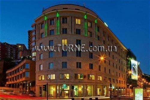 Отель Holiday Inn Genoa City Италия Лигурия