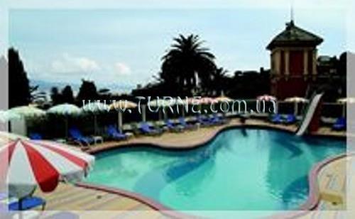 Отель Park Hotel Suisse Италия Лигурия