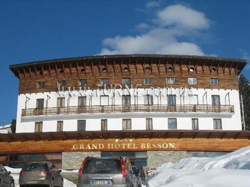 Отель Grand Hotel Besson Лигурия