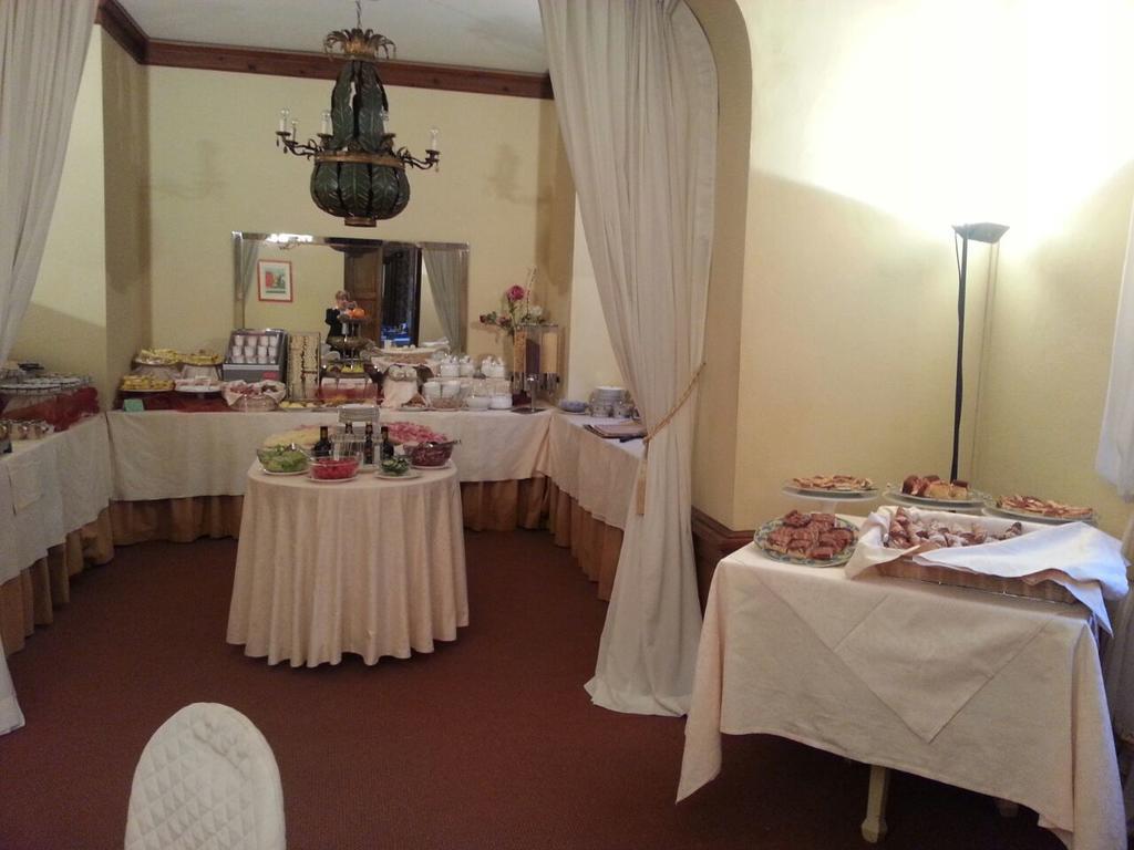 Отель Villa La Principessa Италия Лукка
