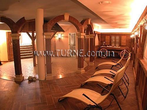 Отель Villa Fosine Мадонна-ди-Кампильо