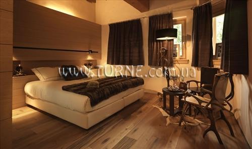 Отель DV Chalet Boutique Hotel & Spa Мадонна-ди-Кампильо