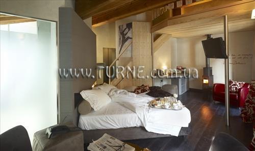 DV Chalet Boutique Hotel & Spa Италия Мадонна-ди-Кампильо
