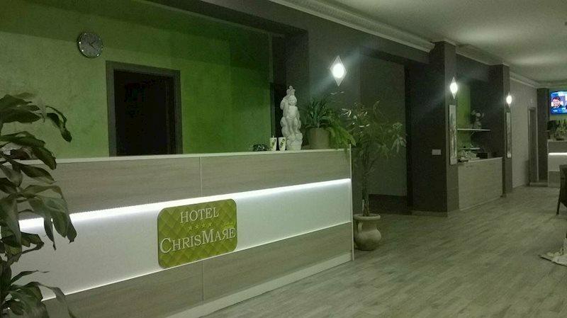 Chrismare Hotel Taormina Мессина