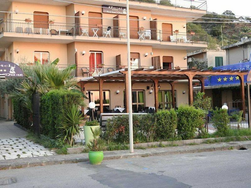 Chrismare Hotel Taormina Италия Мессина