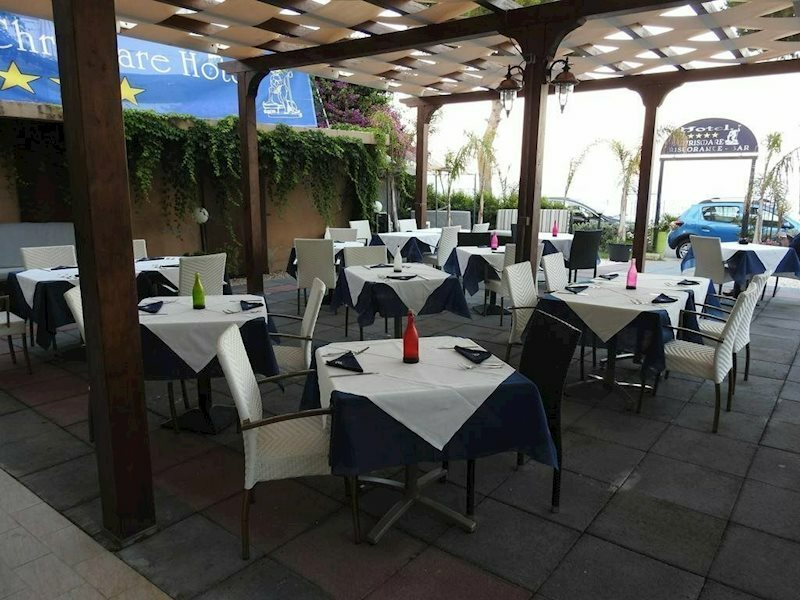 Отель Chrismare Hotel Taormina Мессина