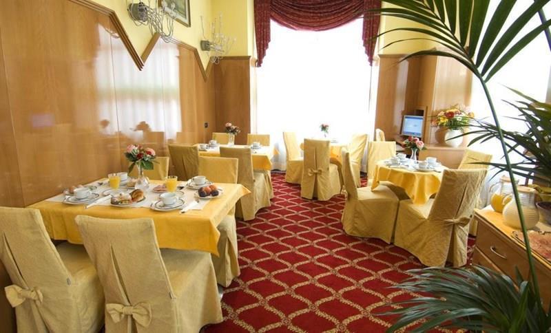Отель Cinque Giornate Милан