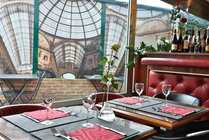 Отель Antares Concorde Италия Милан