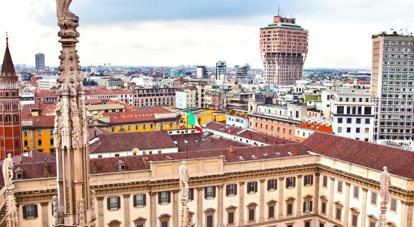 Отель Town House Duomo Милан