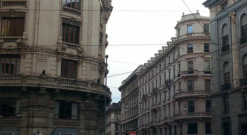 Отель Town House Duomo Италия Милан