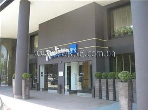 Отель Radisson Blu Hotel Италия Милан