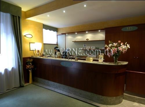Отель Sempione Милан