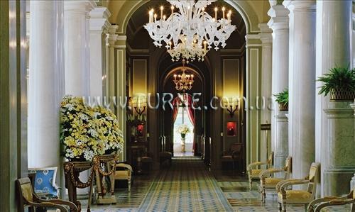 Отель Villa d'Este Милан