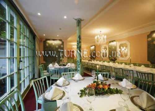 Отель The Romantik Hotel Post Италия Моэна