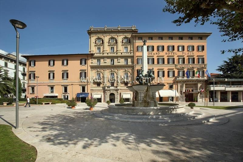 Grand Hotel Plaza Монтекатини-Терме