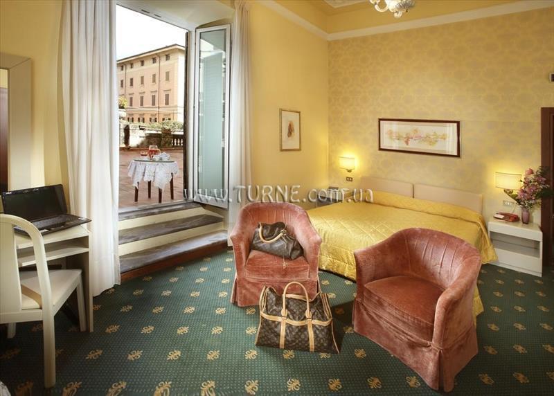 Отель Grand Hotel Plaza Италия Монтекатини-Терме