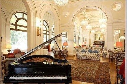 Фото Grand Hotel & La Pace Италия Монтекатини-Терме