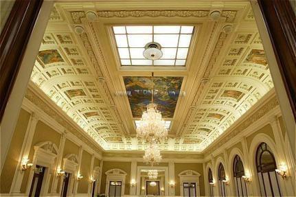 Фото Grand Hotel & La Pace Монтекатини-Терме