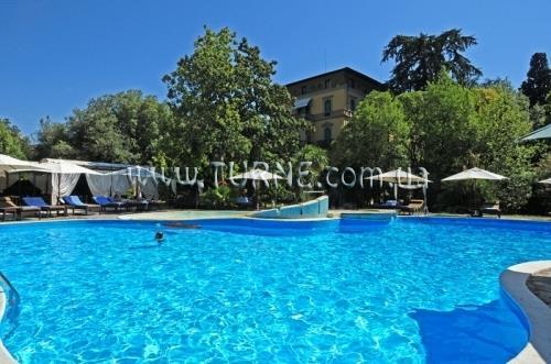 Grand Hotel & La Pace Монтекатини-Терме
