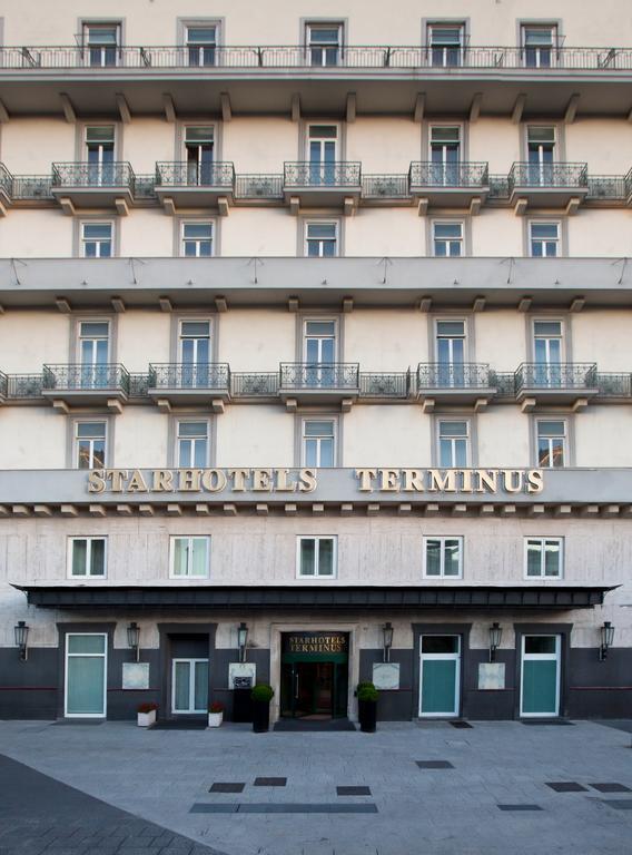 Фото Starhotel Terminus Неаполь
