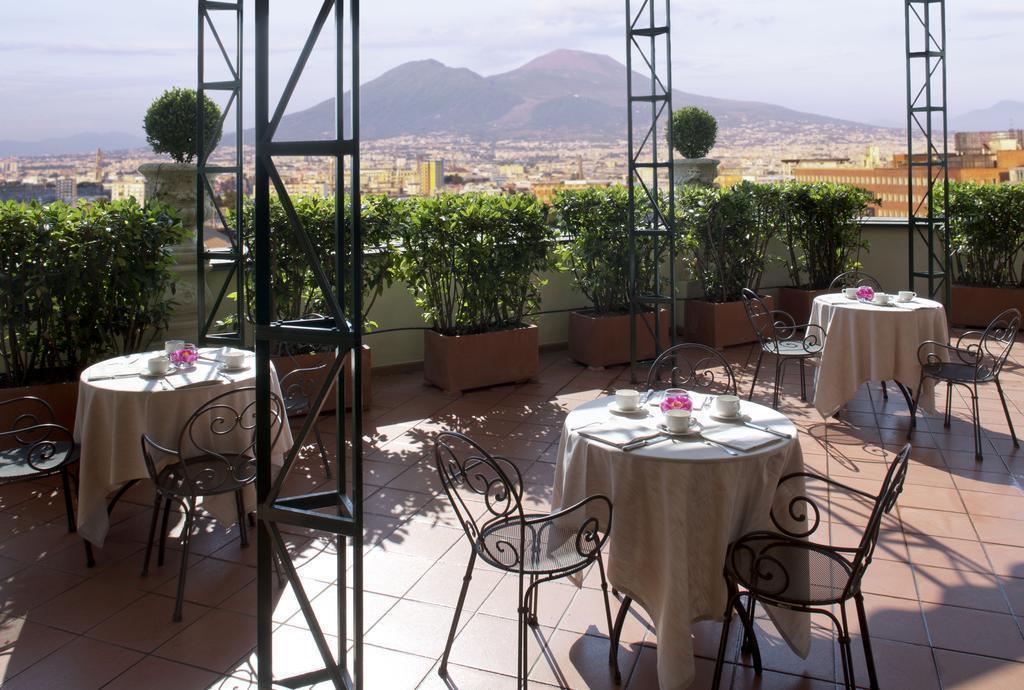 Starhotel Terminus Неаполь