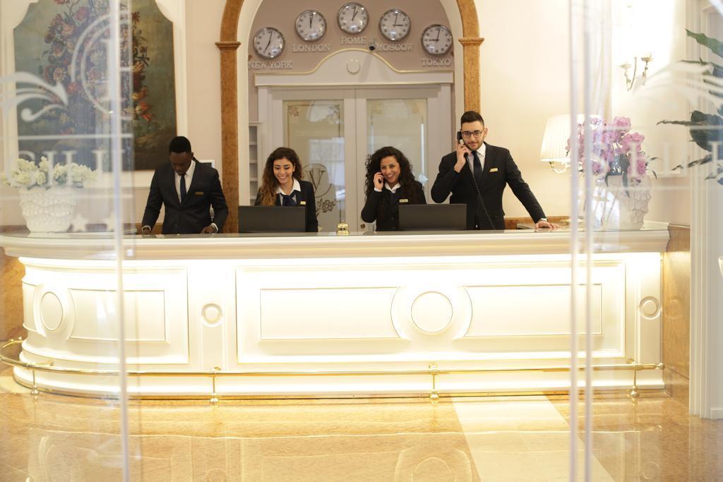 Отель Vergilius Billia Италия Неаполь