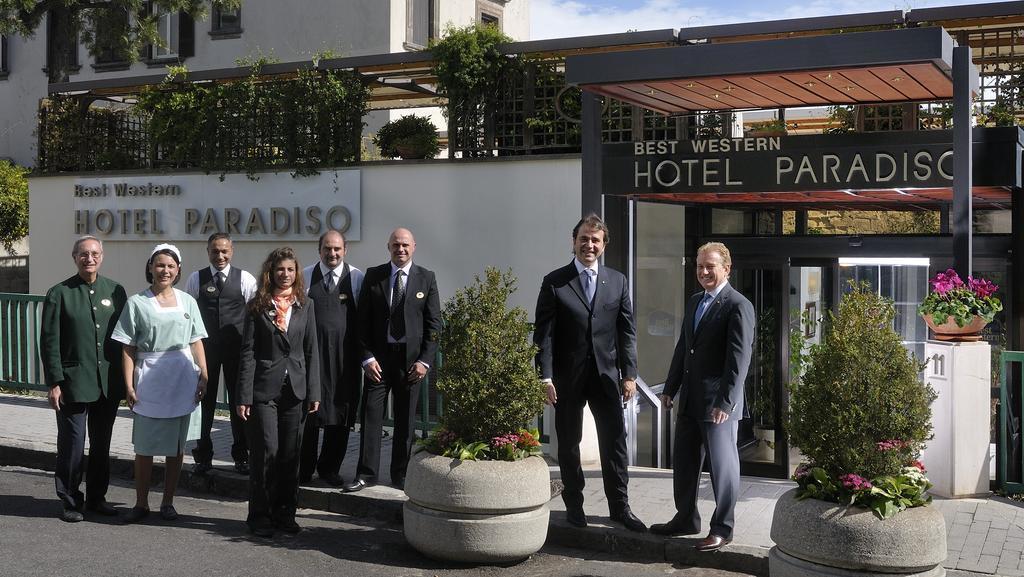 Фото Best Western Hotel Paradiso Италия Неаполь