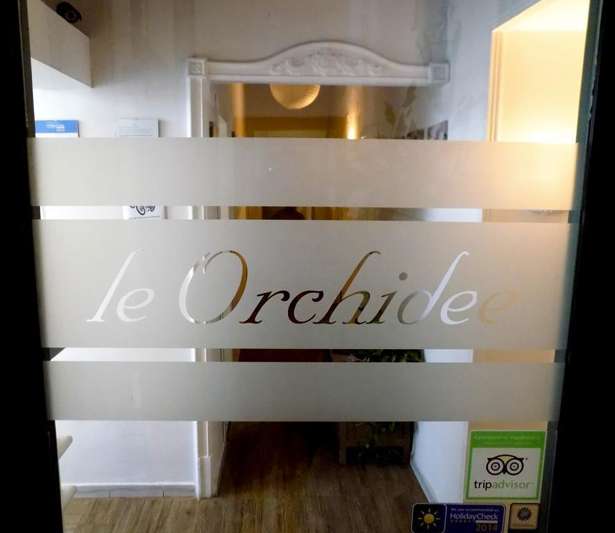 Hotel Le Orchidee Неаполь