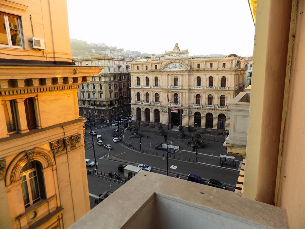 Отель Hotel Le Orchidee Италия Неаполь
