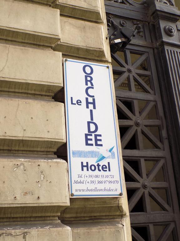 Hotel Le Orchidee Италия Неаполь