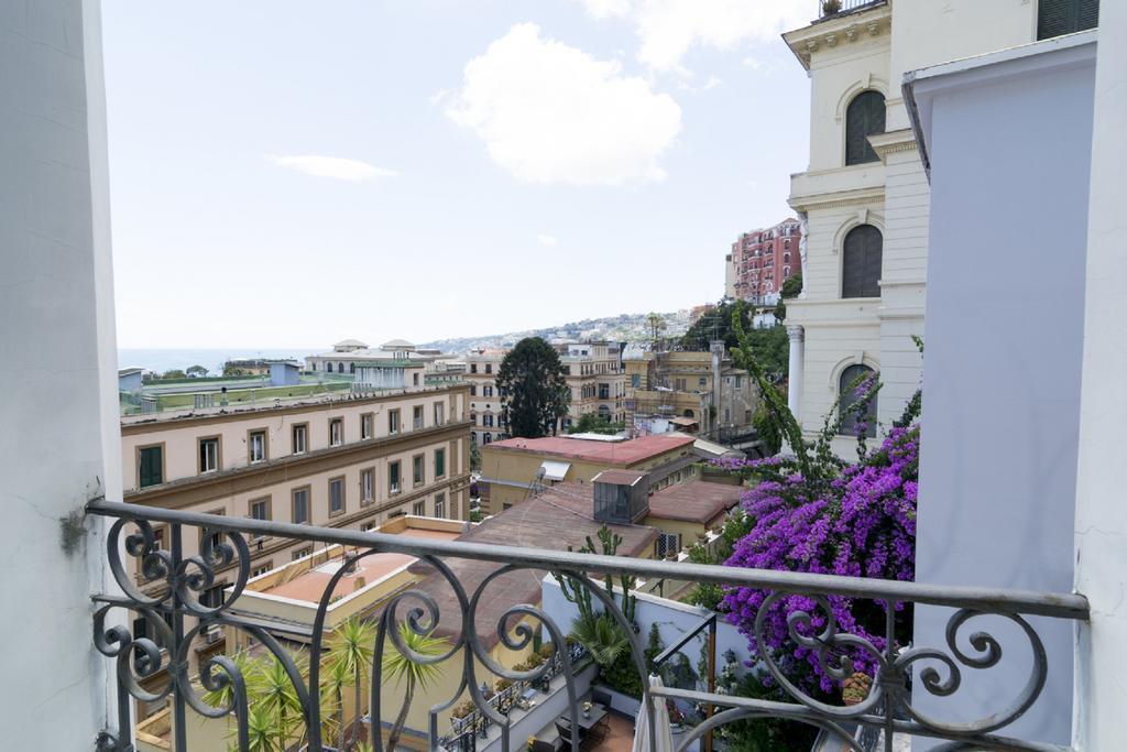Отель Villa Margherita Италия Неаполь