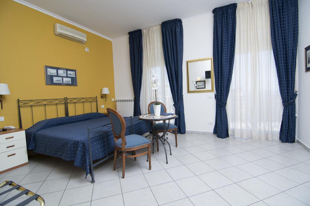 Отель Villa Margherita Неаполь