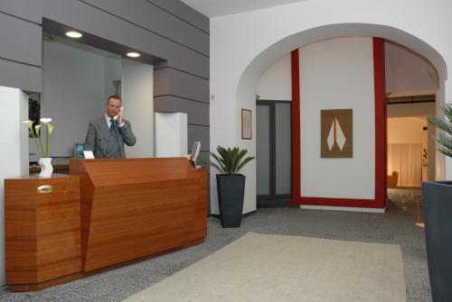 Фото Caravaggio Hotel Италия Неаполь