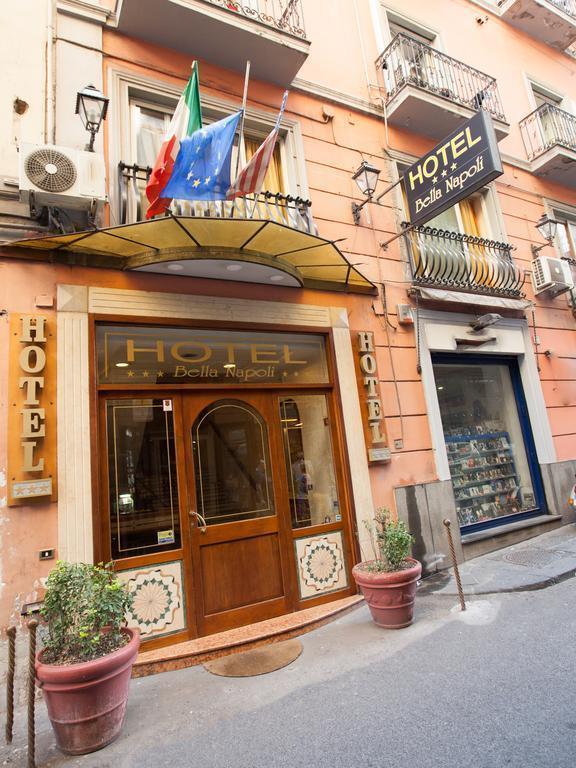 Отель Bella Napoli Италия Неаполь