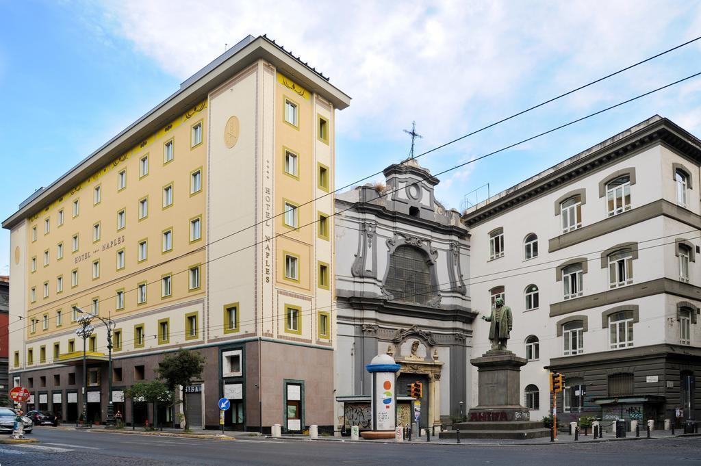 Отель Hotel Naples Неаполь