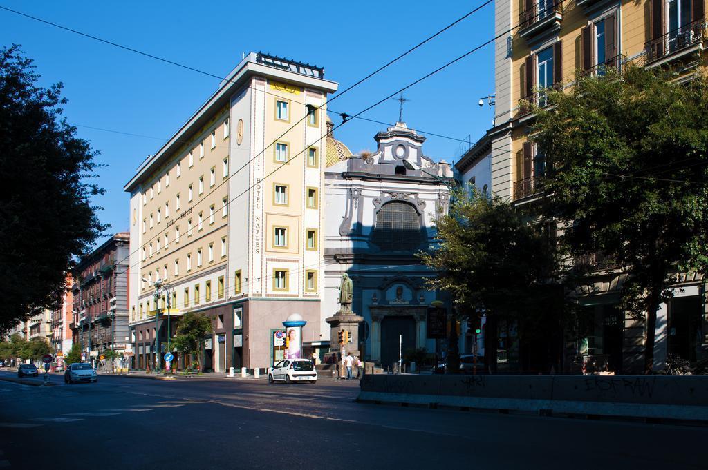 Отель Hotel Naples Италия Неаполь
